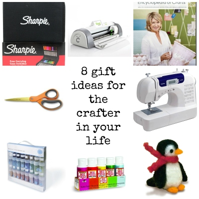 8 Gift Ideas for the Crafter in Your Life (aka what I want for Christmas)