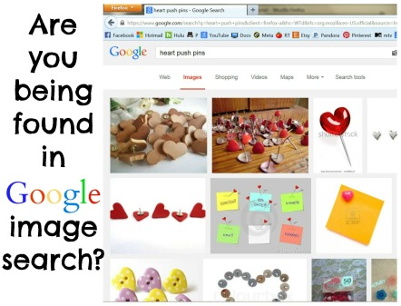 Are you being found in google image search